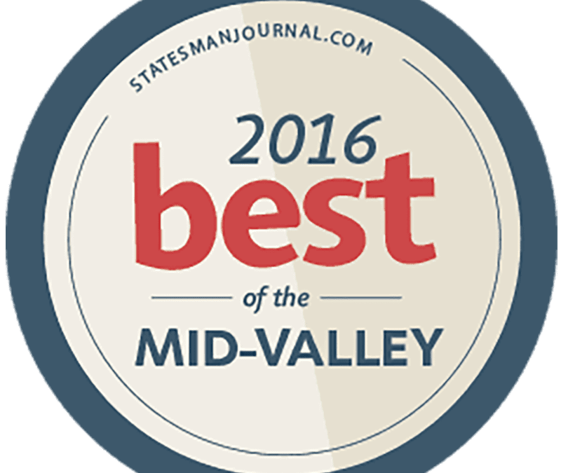 Statesman Journal Best of the Mid-Valley 2016