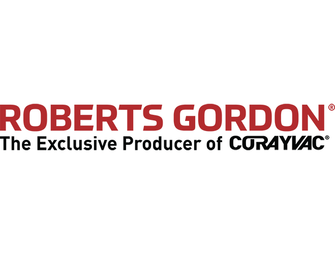 Roberts Gordon® | The Exclusive Producer of CORAYVAC®