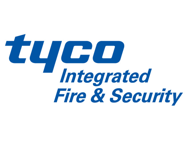 tyco | Integrated Fire & Security logo